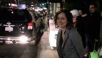 Sara Gilbert -- What's Up ... With Your BS Answer