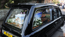 Peaches Geldof Funeral -- Celebs Gather to Pay Respects [PHOTOS]