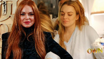 Lindsay Lohan -- Miscarriage Is Truly Sad (If It's True)