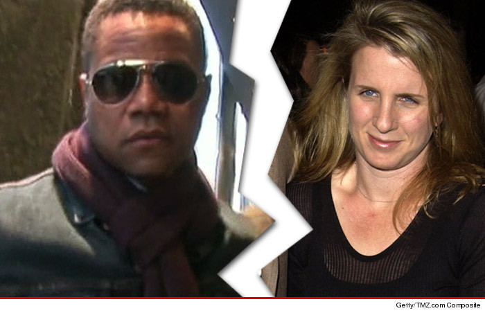 Cuba Gooding Jr. -- Wife Files for Separation ... After 20 ...