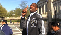 Dikembe Mutombo -- I'D BLOCK THE HELL OUT OF OBAMA ... No Mercy for the Prez!