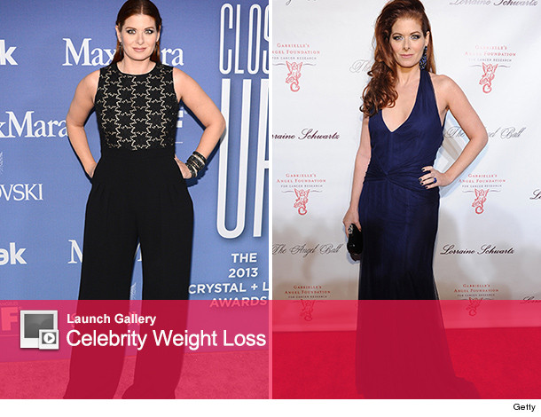 Debra Messing Weight Loss