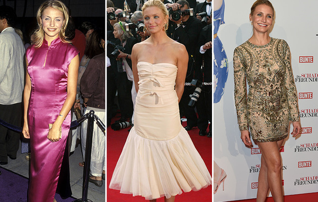 Cameron Diaz's Style Evolution -- See Her Most Fashionable Moments!