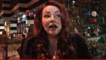 Gretchen Bonaduce -- DudeThreatens to 'John Lennon' Her ... Allegedly