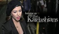 Kourtney Kardashian -- She's the New Menace in Justin Bieber's Old 'Hood
