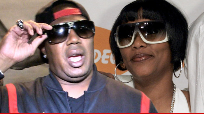 Master P's Wife -- He Owns 31 Properties, 13 Cars, & 45 ...
