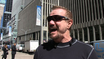 Jake 'The Snake' Roberts -- Close to Being Cancer Free ... Says DDP