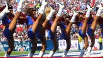 Buffalo Bills' Vagina Guide -- NFL Cheerleaders: 'They Probably Had an Issue'