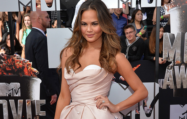 "Chrissy Teigen Slams Instagram Users for Calling Her Fat: ""F--k You All"""