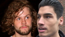 The Wanted's Siva Kaneswaran and Jay McGuiness -- Attacked by Knife-Wielding Homeless Guy