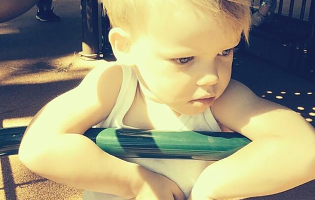 Hilary Duff Shares Sweet Pic of Luca -- He's So Big Now!