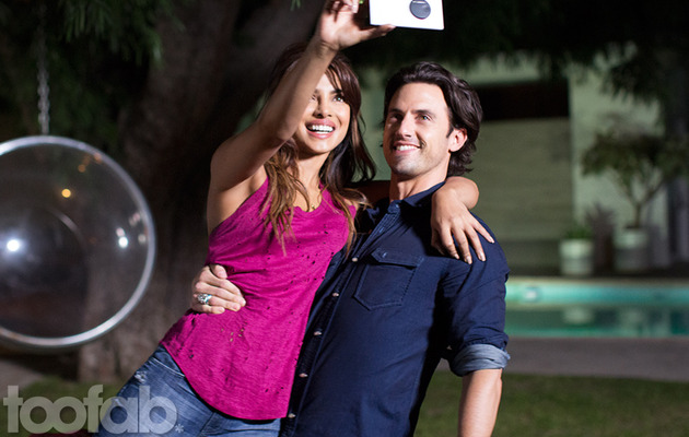 Milo Ventimiglia Stars in Priyanka Chopra's New Video -- See the First Pics!