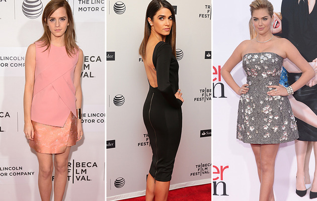 Emma, Nikki & More -- See This Week's Best Dressed Stars!