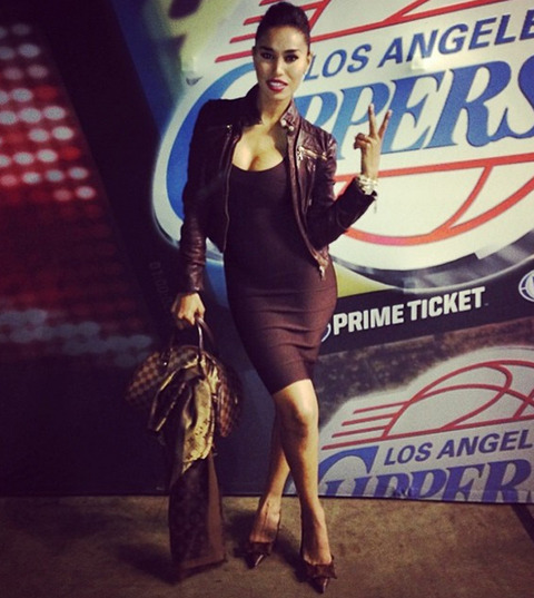 Donald Sterling's Girlfriend V. Stiviano