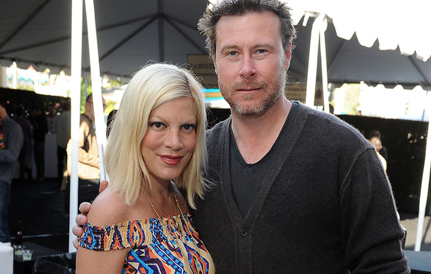 Tori Spelling Hospitalized Amidst Marriage Troubles
