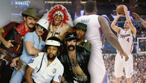 Donald Sterling -- YMC-NAY!! Banned by Village People