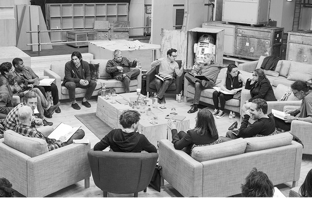 """Star Wars: Episode VII"" Cast Announced -- See First Photo!"