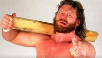 WWF Star Hacksaw Jim Duggan: 'Memba Him?!