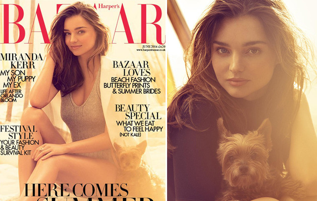 "Miranda Kerr on Orlando Bloom Split: ""We Both Really Do Love Each Other"""