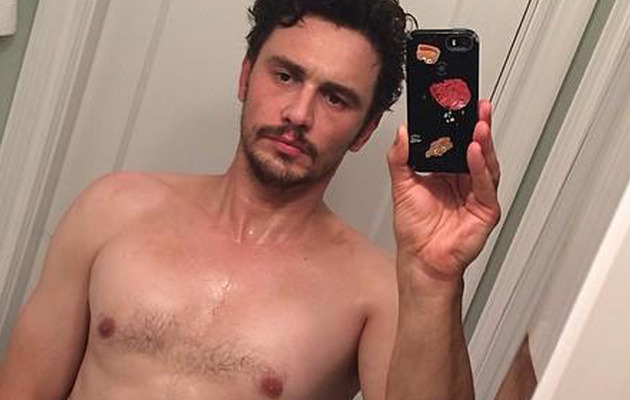 James Franco Posts Another Extremely Revealing Photo