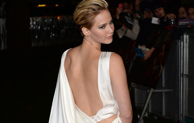 Jennifer Lawrence is FHM's Sexiest Woman in the World!
