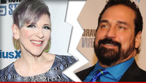 Lisa Lampanelli Divorce -- Comedian Dropped the Weight, Then Her Husband