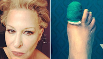 Bette Midler --  I Got Nailed In Texas ... and It Hurt Like Hell