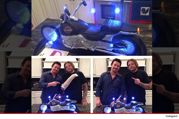 Pawn Stars Corey Harrison I Dove Off My Bike At 40 MPH To Avoid Death