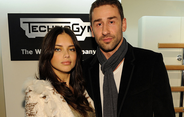 Adriana Lima and Marko Jaric Separate After 5 Years of Marriage