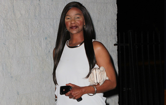 Lark Voorhies Makes Rare Public Appearance -- See the Pic!