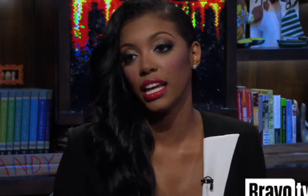 Porsha Williams Addresses Fight With Kenya Moore -- See What She Said!