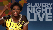 Leslie Jones -- Slavery Puts Her On SNL Map ... For Better or Worse