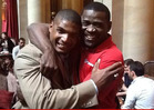 Michael Irvin -- I'm Pulling for Michael Sam ... Let's Make History at NFL Draft