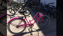 'Drop Dead Diva' Crew -- YOU Get A Bike... And YOU Get A Bike...
