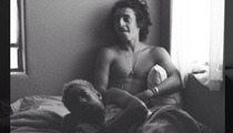 Will and Jada Smith's Daughter -- Willow Smith Photographed in Bed with 20-Year-Old Actor
