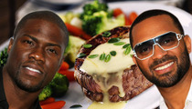 Mike Epps vs. Kevin Hart -- Getting Beefy!