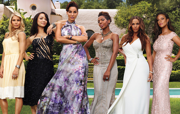 """Nicole Murphy Talks """"Spicy"""" New Season of """"Hollywood Exes,"""" Reveals Her Diet…"""