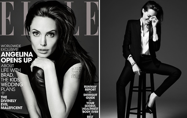 "Angelina Jolie Talks ""Deep"" Relationship with Brad Pitt, Casting Daughter Vivienne in…"