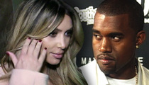 Kim Kardashian & Kanye West's Prenup Negotiations Holding Up Wedding