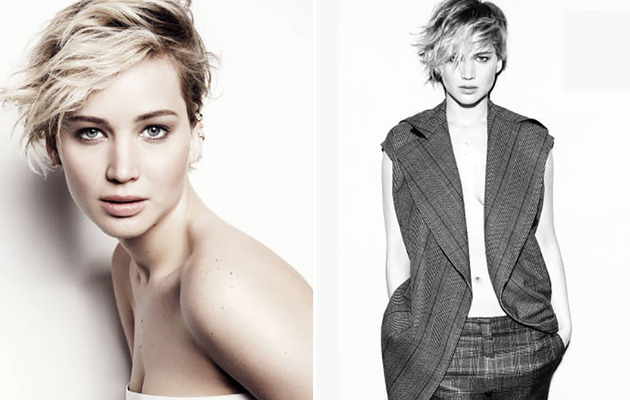 "Jennifer Lawrence Gushes About Nicholas Hoult, Talks About Hooking Up on ""X-Men"" Set"