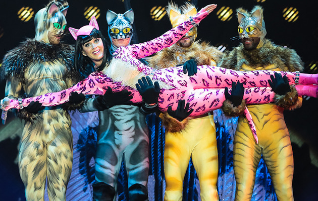 Katy Perry Kicks Off Prismatic World Tour -- See Her Crazy Costumes!