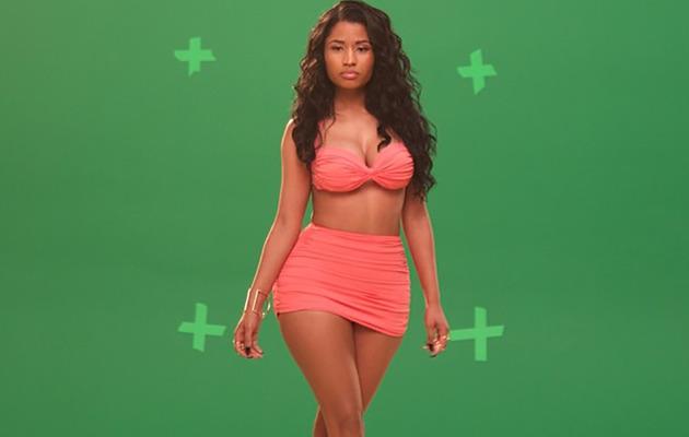 Nicki Minaj Shows Off Killer Curves (And That Booty) in a Bikini!