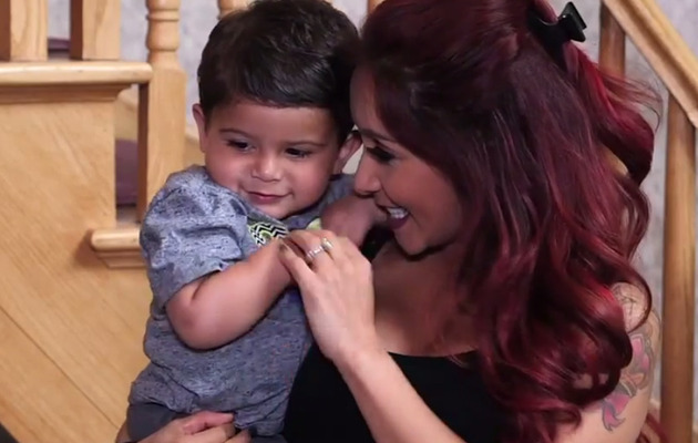 Snooki Announces Whether She's Having a Baby Boy or Girl -- See The Video!