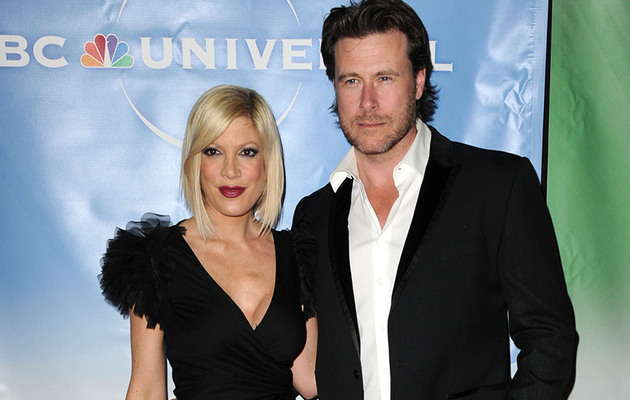 Tori Spelling Reveals Dean Has Her Name Tattooed Down THERE