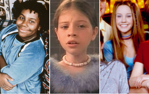 See What Your Favorite Nickelodeon Stars Look Like Now!