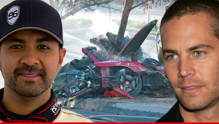 Paul Walker Crash Driver Roger Rodas Widow Sues