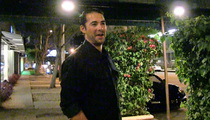 Andre Ethier -- Hello Kitty Puts Butts ... In Dodger Stadium!
