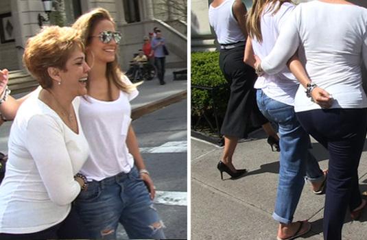 Jennifer Lopez In Jordans