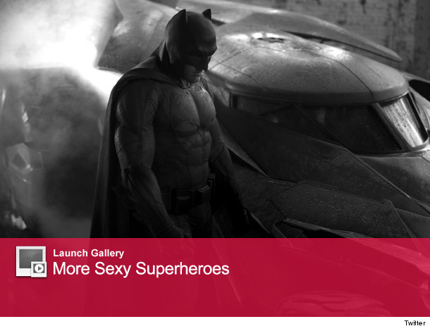 Ben Affleck Batman Batsuit