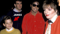 Michael Jackson Molestation Accuser: He Kept Me Out of School ... To Molest Me